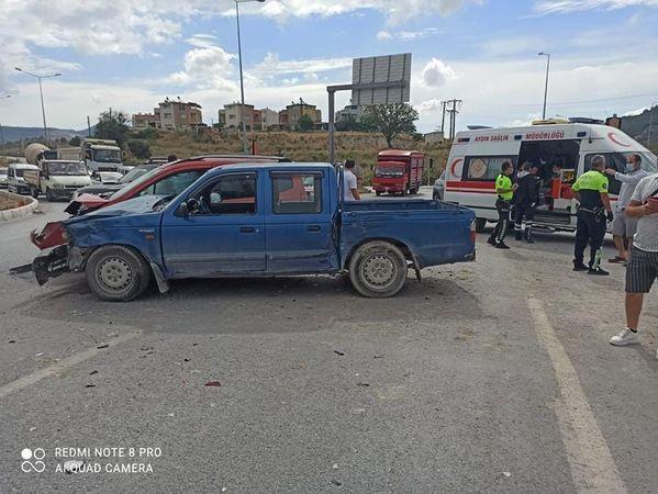 Aydın'da Zincirleme Kaza, Ortalık Savaş Alanına Döndü