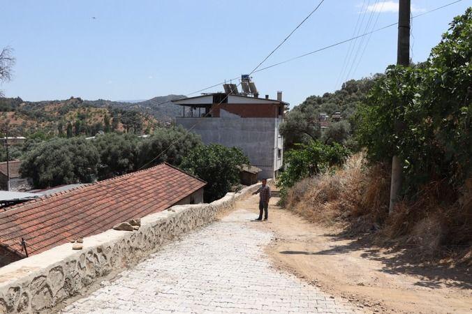 Nazilli Belediyesi'nin Gedikaltı'na Yatırımları Sürüyor