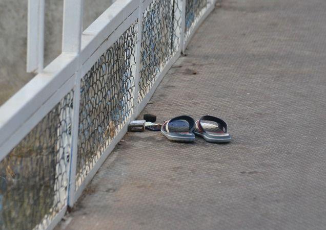 Sulama Kanalına Atlayan Genç Boğuldu!