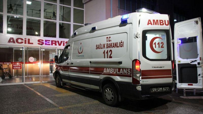 Aydın'da Traktör Devrildi, Sürücü Ağır Yaralandı