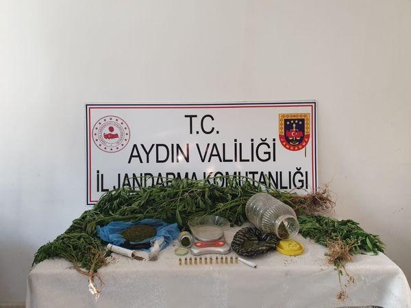 Aydın'da 7 Zehir Taciri Tutuklandı