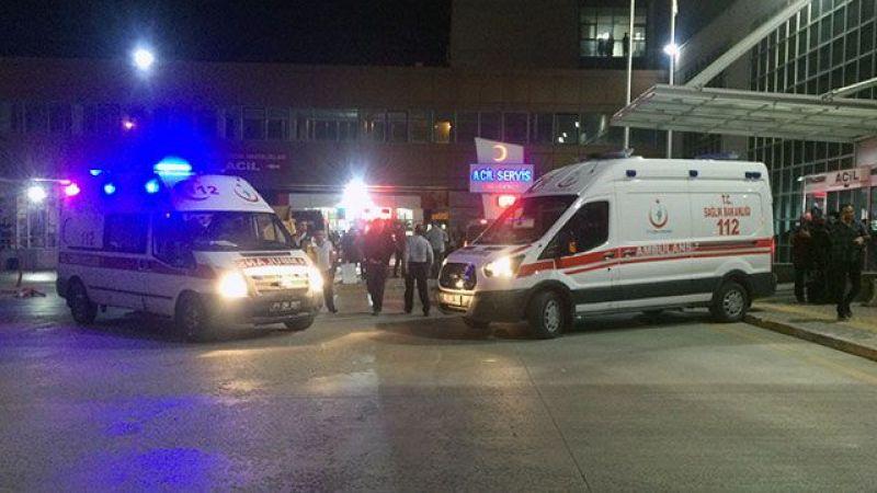 Lavabo Açıcı Yiyen 5 Çocuk Hastaneye Kaldırıldı