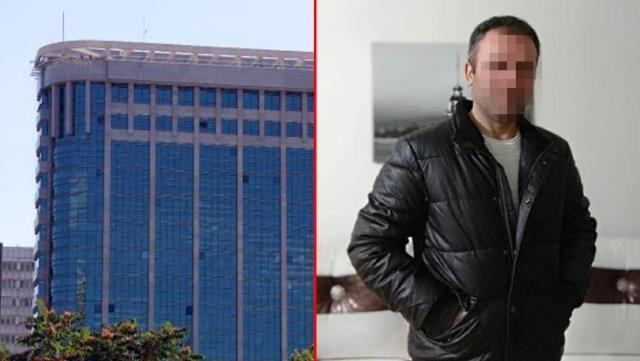 İŞKUR'un Terasından Atlayan Şube Müdürü Hayatını Kaybetti