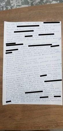 Kendisini Doğalgaz Borusuna Asarak İntihar Etmişti, Mektupları Ortaya Çıktı!