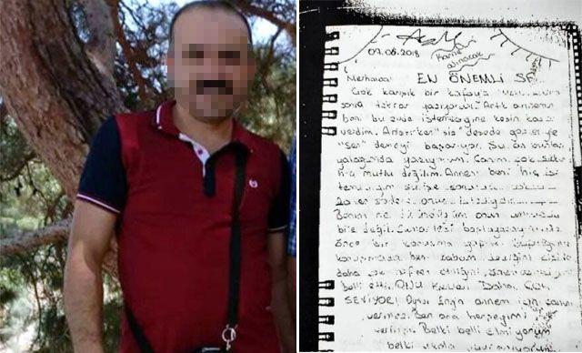 Üvey Babanın, 16 Yaşındaki Kızına Tecavüzünü Günlük Ortaya Çıkardı