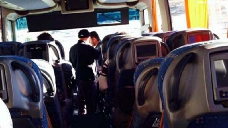 Yolcu Otobüsünde İğrenç Olay; Suçunu İtiraf Eden Muavin Tutuklandı