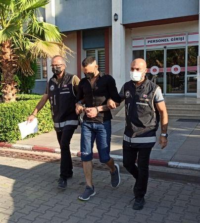 Nazilli'de Gasp Şüphelisi Tutuklandı