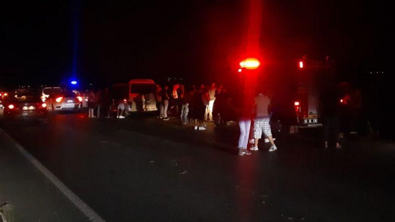 Aydın'da Feci Kaza; 1 Ölü 1 Yaralı!