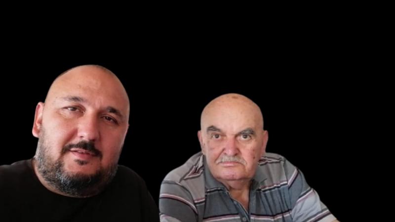 Gazeteci Metin Can'ın Babası Hayata Gözlerini Yumdu!