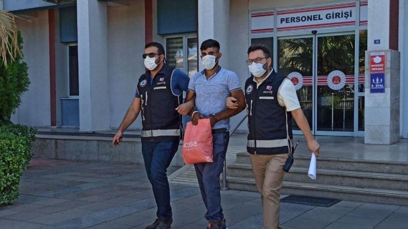 Nazilli'de Motosiklet Hırsızı, Çaldığı Motosiklet İle Yakalandı