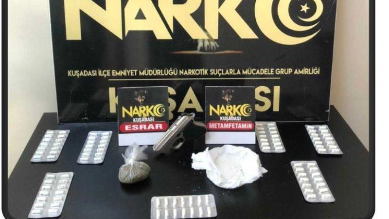 Aydın'da Uyuşturucuya Sıfır Tolerans! 88 Kişiye İşlem Yapıldı