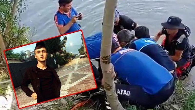 23 Yaşındaki Genç Girdiği Nehirde Kaybolmuştu; 3 Gün Sonra Cesedi Bulundu