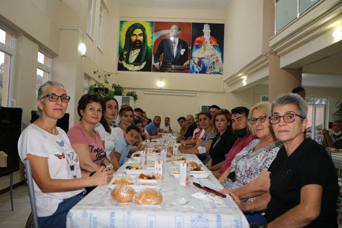 Nazilli'de Muharrem Orucu Dualarla Açıldı
