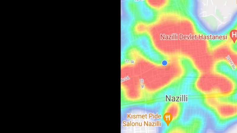 Nazilli, Sana Kırmızı Hiç Yakışmıyor!