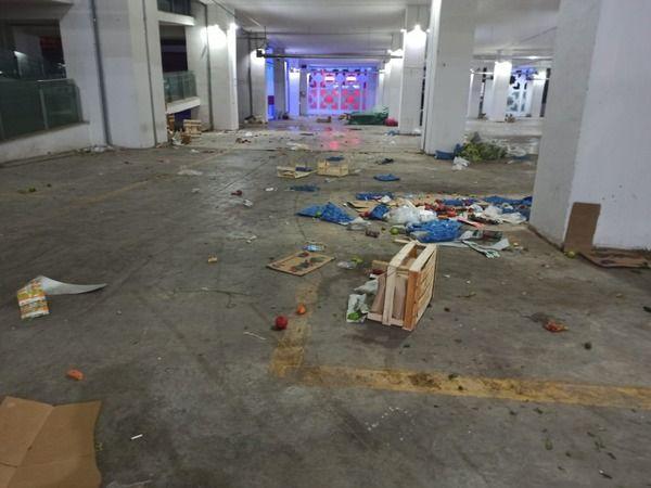 Esnaf İle Müşteri Arasında 'Ezik Şeftali' Kavgası: 4 Yaralı, 13 Gözaltı