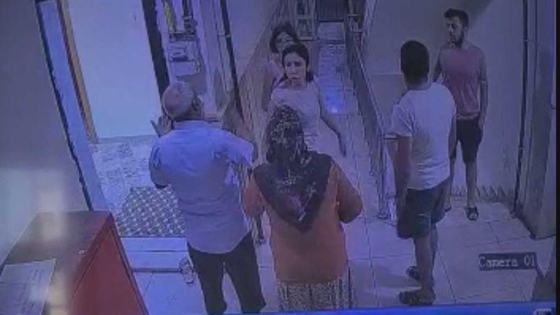 Aracının Alarmı Çalında Komşunun Kızını Kemerle Dövdü