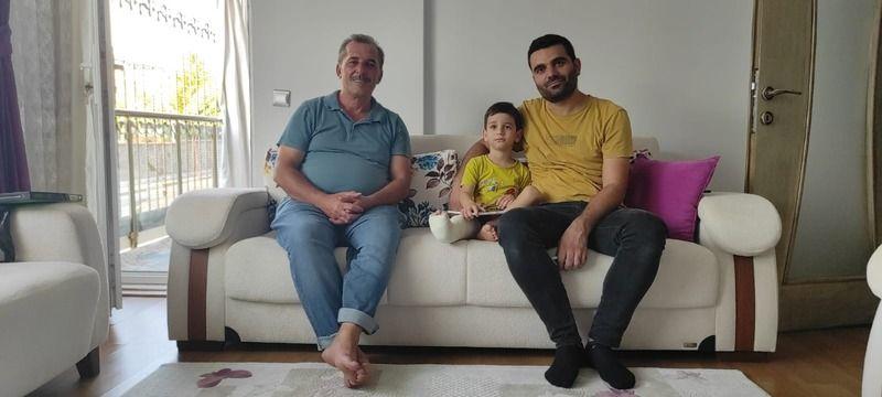 3,5 Yaşında 6 Ameliyat Geçiren Yusuf Kamil Artık Yürüyebiliyor