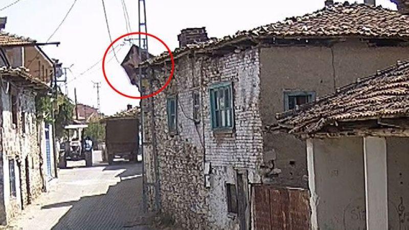 Tarhana Sererken 6 Metreden Beton Zemine Düşen Yaşlı Kadın Öldü