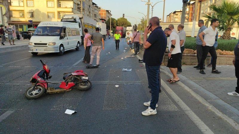 Nazilli'de Feci Kaza; 1 Ağır Yaralı!