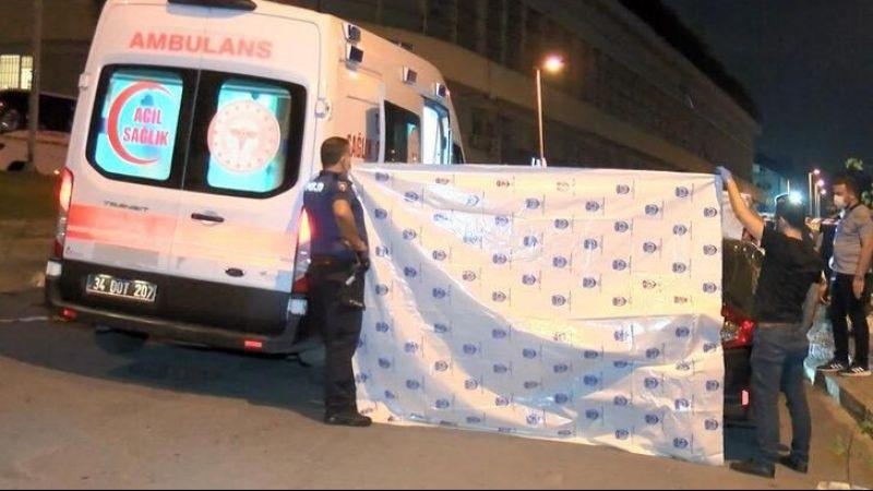 Polis Cesedin Halini Görünce Hemen Etrafını Kapattı!