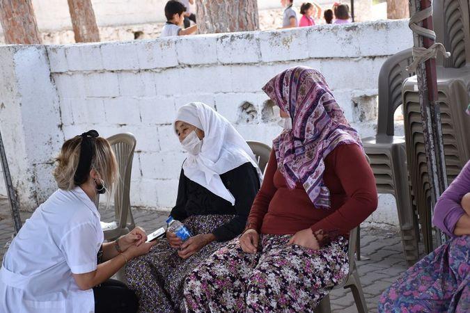 Aydın'da Aşı Çalışmaları Hız Kesmeden Devam Ediyor