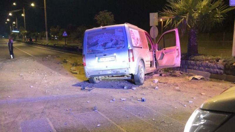 Nazilli'de Feci Kaza; 1 Yaralı!