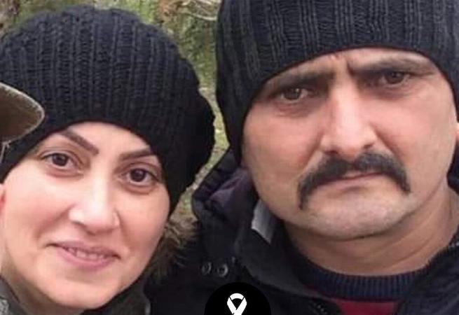 Tartıştığı Eşini Tabanca İle Öldürüp İntihar Etti