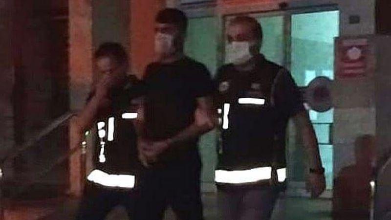 Nazilli'de İncir Hırsızı Üzerinde Uyuşturucu İle Yakalandı!