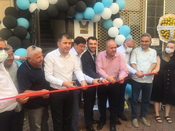 Diyetisyen Altınöz'ün Nazilli Diyet Merkezi Açıldı