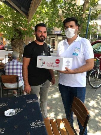 Nazilli Belediyesi'nin Esnafa Desteği Sürüyor!
