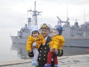 4 Savaş Gemisinden 102 Günlük Seyir