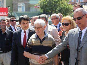 Engin Alan'dan Şile'de İhsanoğlu'na Destek Kampanyası