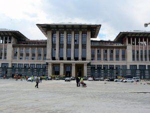 Erdoğan Yeni Başbakanlık Binasını Görmeye Gitti