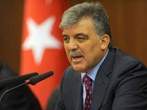 Abdullah Gül'den Veda Mesajı