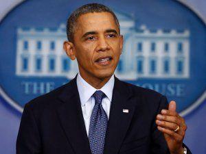 ABD Başkanı Obama'dan, IŞİD Açıklaması: Teröristler nereye saklanırlarsa saklansın bulacağız.