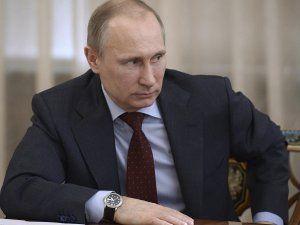 Putin : Suriye'den İzin Alınması Gerekirdi