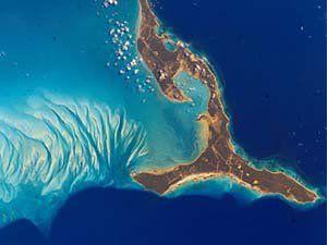 Okyanusun 3 Renge Ayırıldığı Eleuthera Adası Nerede?