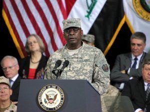 ABD Merkez Kuvvetler Komutanı Lloyd Austin, IŞİD Operasyonu Hakkında Açıklama Yaptı