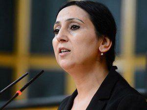 """Figen Yüksekdağ: """"Kürtlerle Güven İlişkisi Kurulmalı"""""""