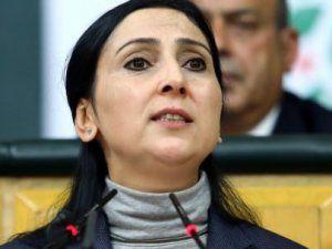 """HDP Eş Genel Başkanı Figen Yüksekdağ,""""Bizim Tabanımızda Okul Yakma Eğilimi Yok''"""