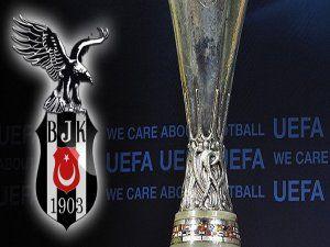 Beşiktaş Liderliğe Yükseldi: UEFA Avrupa Ligi C Grubu Puan Durumu