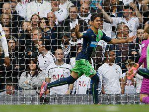 Beşiktaş'ın Rakiplerinden Tottenham Evinde Newcastle United'a 2-1 Yenildi
