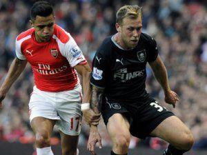 Premier Ligde Arsenal, Evinde Burnley Karşısında Galip: 3-0