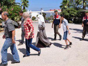 Edirne'de Suriye ve Myanmar Uyruklu 48 Kaçak Yakalandı