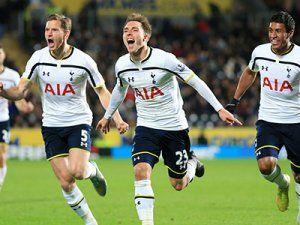 Beşiktaş'ın Rakiplerinden Tottenham Deplasmanda Galip