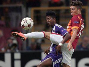 Galatasaray Anderlecht Karşısında İlk Galibiyetini Arıyor