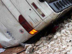 Eskişehir'de Trafik Kazasında 2 Kişi Yaralandı