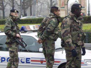 Fransa'da Cihatçılara Operasyon Düzenlendi