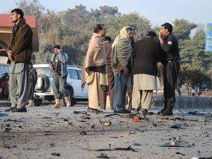 Afganistan'da Roketli Saldırı: 20 Ölü