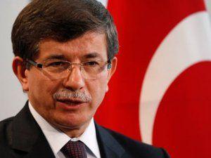 Davutoğlu  MHP ve CHP'yi Sert Sözlerle Eleştirdi